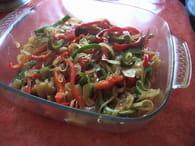 Gratin de légumes : Etape 3