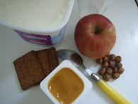 Dessert au verre facile : Etape 1