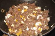 Chaussons à la viande : Etape 3