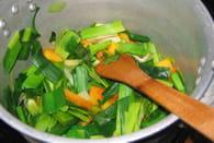 Soupe de légumes facile : Etape 2