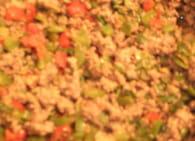 Chili con carne : Etape 3