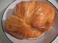 Ailerons de poulet frits maison : Etape 1