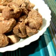 Porc au caramel à ma façon : Etape 2