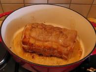 Rôti de porc à la bière : Etape 3