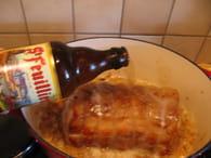 Rôti de porc à la bière : Etape 9