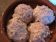 Boulets sauce lapin à la liègeoise : Etape 2