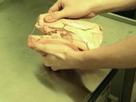 Foie gras en conserve : Etape 1