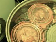 Foie gras en conserve : Etape 6