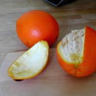 Orangettes : Etape 1