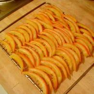 Orangettes : Etape 5