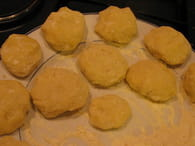 Croquettes de pommes de terre : Etape 2