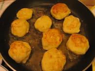 Croquettes de pommes de terre : Etape 3