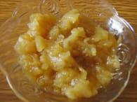 Compote de pommes au miel : Etape 4