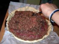 Tourte à la viande : Etape 3