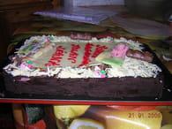 Super gâteau d'anniversaire : Etape 6