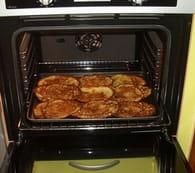 Galettes de pommes de terre à l'oignon et à l'ail : Etape 3