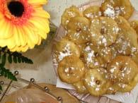 Beignets aux pommes légers et fondants : Etape 4