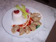 Raviolis chinois : Etape 5