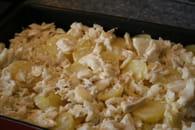 Morue aux pommes de terre : Etape 5