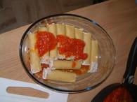 Cannellonis à la ricotta et au boeuf : Etape 6