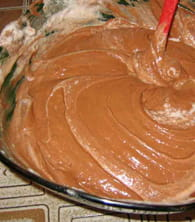 Fondant au Nutella : Etape 4