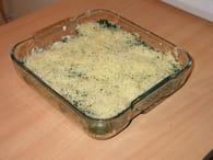 Epinards en gratin : Etape 6