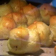 Pâte à choux : Etape 5