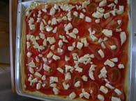 Pizza maison : Etape 4