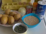Tajine végétarien : Etape 1