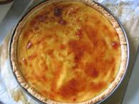 Tarte aux fraises, crème aux amandes et chantilly maison : Etape 5