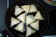 Brick au fromage : Etape 6