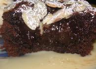 Muffins au chocolat coulant : Etape 5