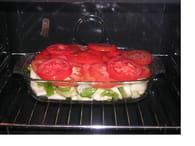 Légumes au four : Etape 4