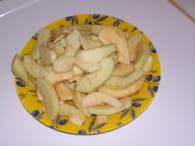 Tarte aux pommes allégée : Etape 1