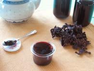 Gelée de bissap (fleurs d'hibiscus) : Etape 5