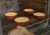Crème brûlée : Etape 4