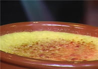 Crème brûlée : Etape 5
