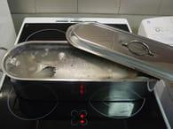 saumon entier en portefeuille la recette facile. Black Bedroom Furniture Sets. Home Design Ideas