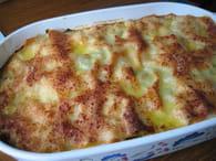 Lasagnes saumon et poireaux : Etape 6