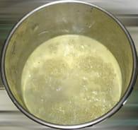 Cocotte de moules à la normande : Etape 3