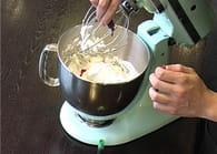 Macarons au chocolat ultra simples : Etape 2