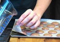 Macarons au chocolat ultra simples : Etape 5