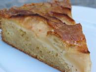 Gâteau crousti-fondant aux pommes : Etape 4