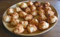 Rochers à la noix de coco : Etape 4