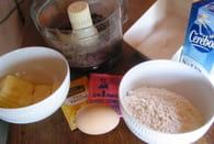 Cookies pour diabétiques : Etape 1