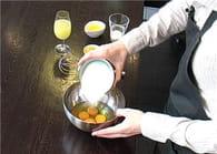 Tarte au citron meringuée rapide : Etape 1