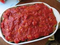 Lasagnes aux légumes du soleil : Etape 5