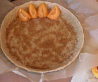 Tarte fondante aux abricots : Etape 2