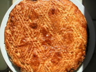 Gâteau breton à la crème de caramel au beurre salé : Etape 4