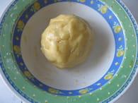 Sablés au citron : Etape 2